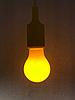 Лампа от комаров желтая 6Вт  E27 радиус 3м