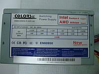 Блок питания COLORSit 330W для пк, фото 1