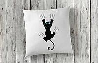 Декоративная подушка Котик