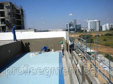 Однокомпонентна гідроізоляційна цементна мембрана Mapei Monolastic 20 кг,Харків, фото 3