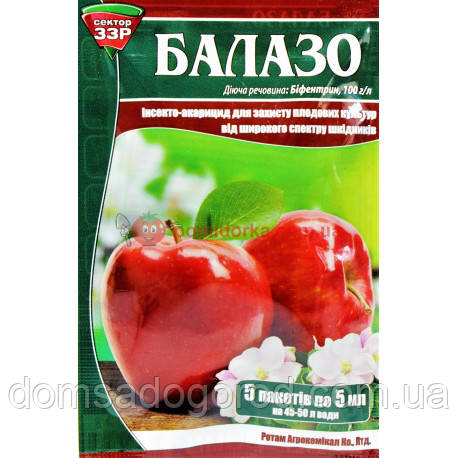 Инсектицид БАЛАЗО 100 к.е SUMIAGRO 5 Х 5 мл