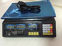 Весы торговые электронные Nokasonic (40 кг) со счетчиком цены HZT /91