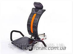 Тренажер для пресса AB ROCKET 3 LS-109 (металл, PU, пластик,р-р 55x70x68см,вес польз.до 90кг)