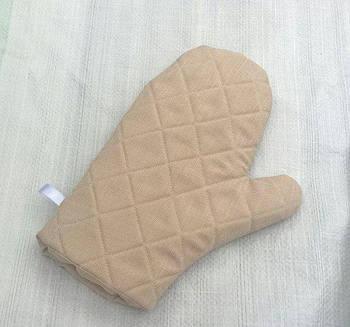 Прихватки-рукавиця (помилковий льон) для сублімації від виробника Україна