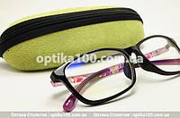 Компьютерные очки со стеклянными линзами, фото 1