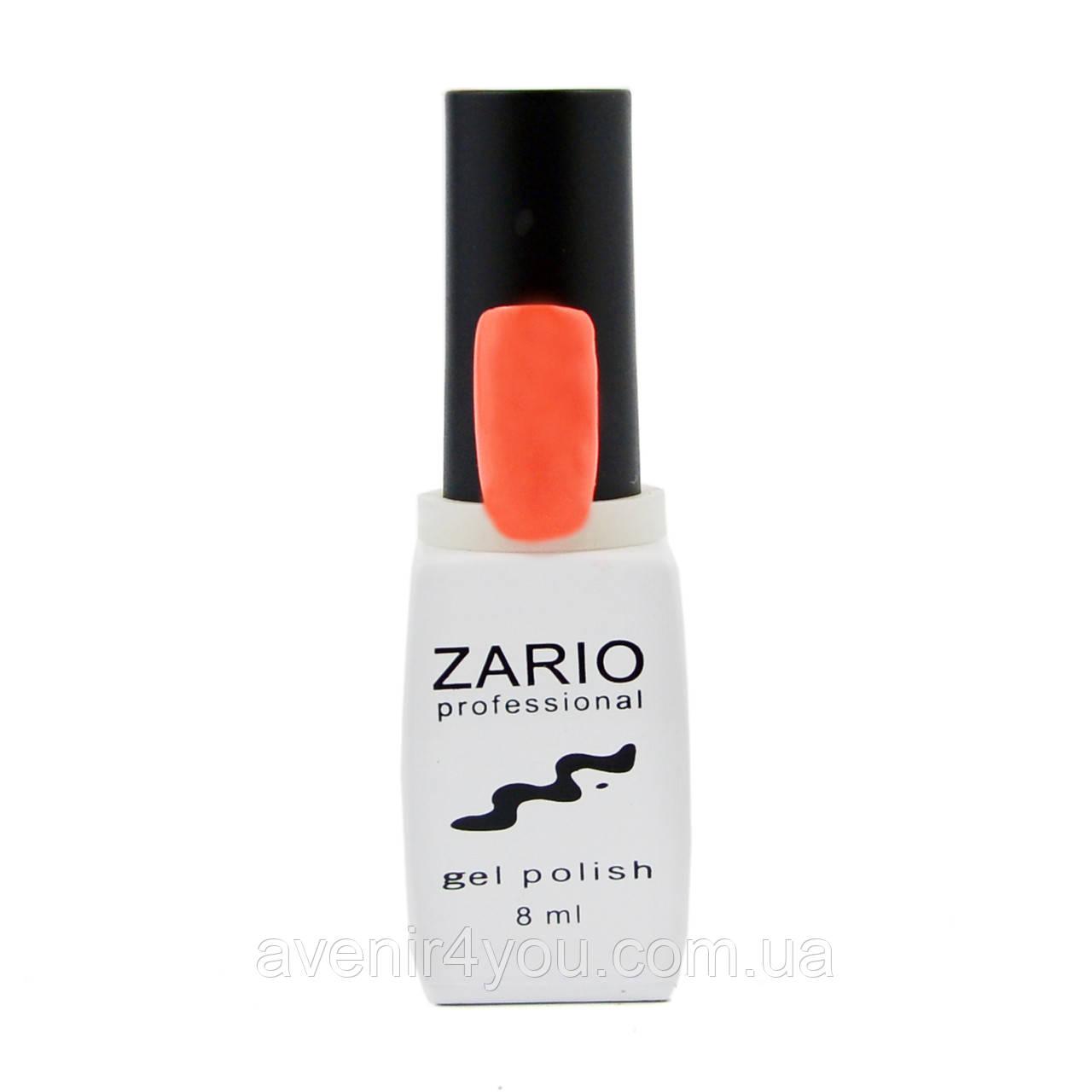 Гель-лак ZARIO 327 Испанский апельсин