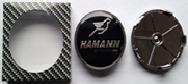 Комплект колпачков в колесные диски HAMANN BMW 68,5 мм/ 66 мм