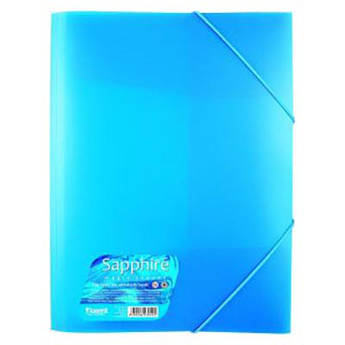 Папка на резинках Axent А4 1511-12-A Sapphire