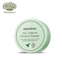 Рассыпчатая матирующая прозрачная пудра Innisfree No-Sebum Mineral Powder 5 грамм