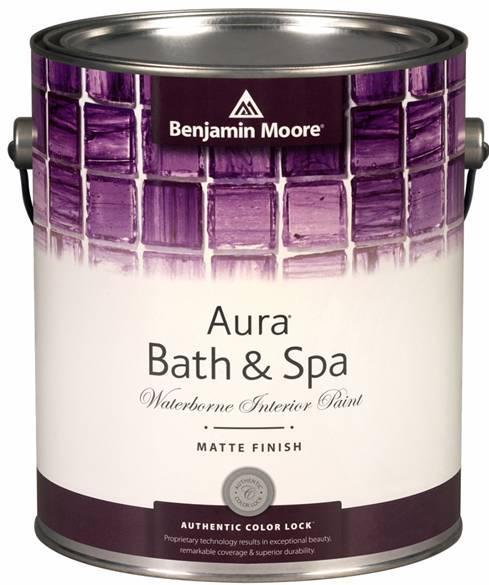 Краска интерьерная  Benjamin Moore AURA BATH & SPA matte (532) 3,78 л
