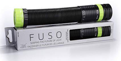 Портативный гибкий фонарик FUSO с магнитом, крючком и струбциной, фото 2