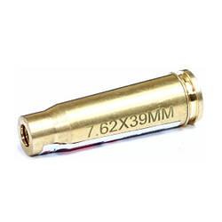 Лазерный патрон для холодной пристрелки кал. 7,62х39 R (СКС, ФОРТ, АК, АКМ)
