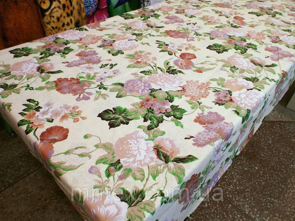 Ткань для пошива постельного белья ранфорс Пакистан  Райский сад