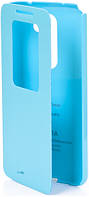 Чехол VOIA LG Optimus G 3 D855 - Flip Case (Blue)