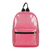 Маленький рюкзак с блестками