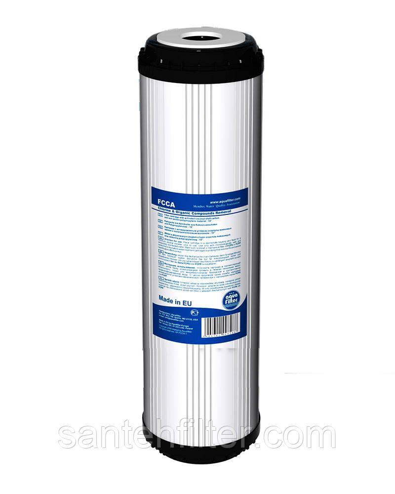 Картридж Aquafilter FCCA (уголь из скорлупы кокосовых орехов)