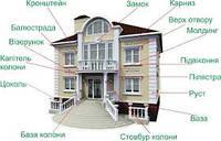 Фасадный декор, фото 1
