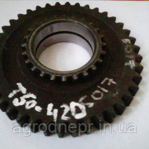 Шестерня Т-40 привода передних колес z=40 Т50-4205043