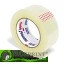 Клейкая лента 19мм х 66м - прозрачный (искусственный каучук)