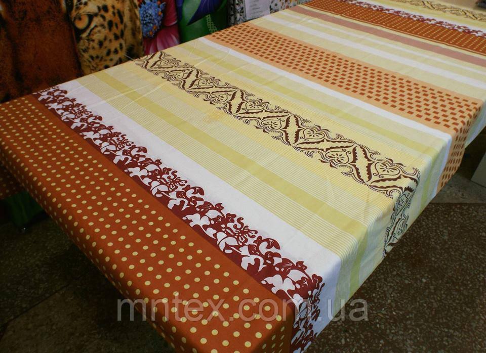 Ткань для пошива постельного белья ранфорс Пакистан Орнамент