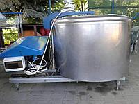 Охладитель молока ALFA LAVAL 330 литров