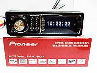 "Автомагнитола Pioneer 3012A - 3"" Video экран -Divx/mp4/mp3 USB+SD"