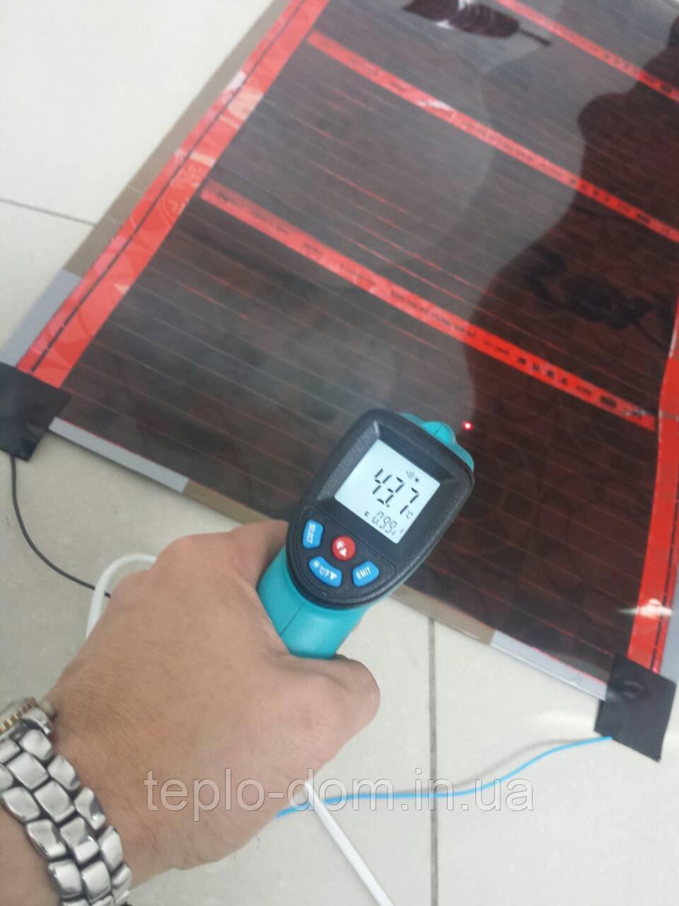 Нагревательная пленка Rexva 0,50x1,25 (cаморегулирующаяся ),