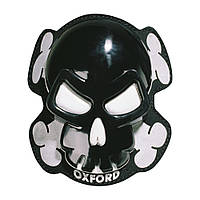 Oxford Skull Knee Slider, Black, Слайдеры колен