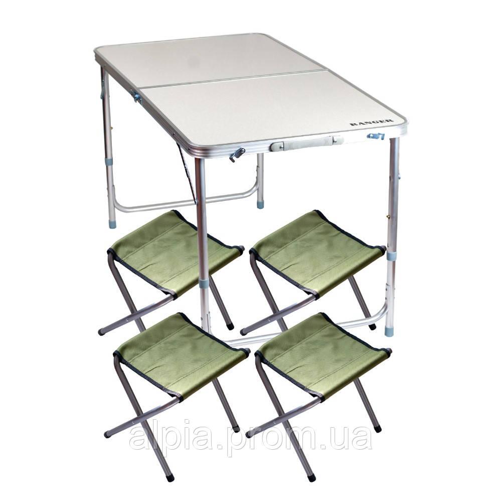 Пикниковый набор мебели Ranger ST 401 (в чехле)