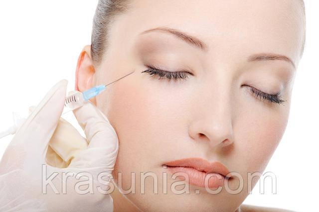 Особенности мезотерапии кожи лица