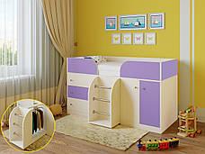 Подростковая кровать чердак мини, фото 3