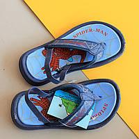 Детские босоножки вьетнамки для мальчика р. 25,26