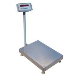 Товарные напольные весы до 150 кг Ягуар 015 w 600х450 ics