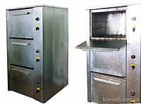 Шкаф жарочный для выпечки пиццы ШЖЭСМ-1К-3