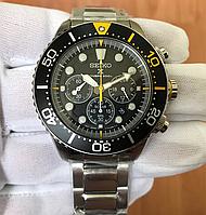 Seiko Solar Diver Alarm Chronograph SSC613P1