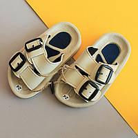 Деская летняя обувь сланцы шлепки для мальчика тм Super Gear р.24,25,27,31