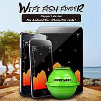 Безпровідний ехолот Lucky FF916 Wi-Fi управління з подовжувачем №539, фото 1