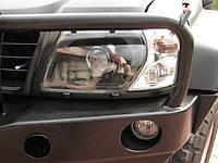Фонарь BI-LED 7 з линзой Nissan Patrol GR-Y61 (2003-2005)