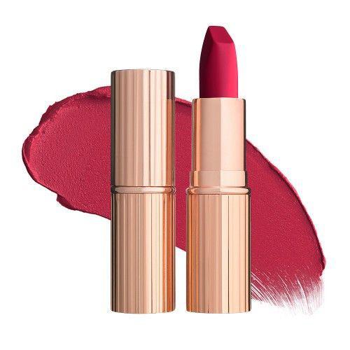 CHARLOTTE TILLBURY Matte Revolution Lipstick The Queen