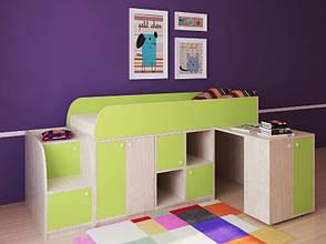 Дитяче ліжко горище, фото 3