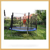 Батут детский FunFit 404 см с лестницей  (Акция), фото 1