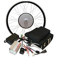 Электронабор для велосипеда 48V600W Стандарт 28 дюймов передний, фото 1