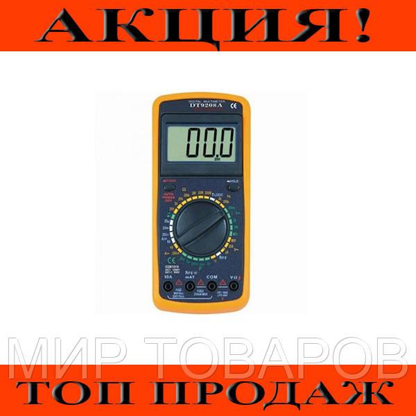 Мультиметр цифровой 9208!Хит цена