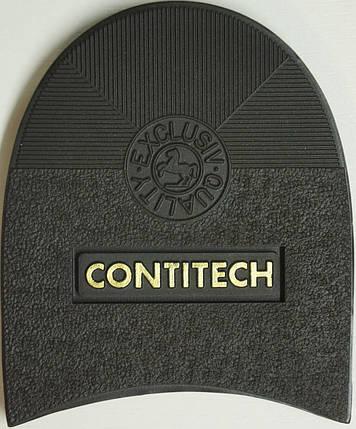 Набойка резиновая «CONTITECH» черн.  (Германия), фото 2
