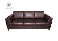 """Кожаный диван """"Chancellor"""", диван из натуральной кожи"""