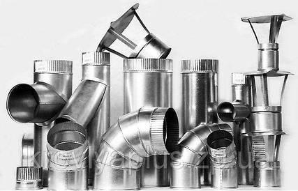 Приточно-вытяжная вентиляция из жаропрочной нержавеющей стали