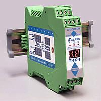 Электронное реле / для контроля / на DIN-рейке / программируемое iT401 - Meggitt-Sensing-Systems-Wilcoxon-Research-iT401