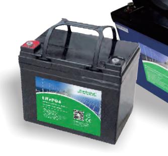 Литий железо фосфатный аккумулятор EverExceed LDP 12-55 (12В 55Ач)