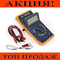 Мультиметр цифровой DT-9208 А!Хит цена, фото 1
