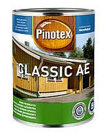 Пропитка для защиты дерева Пинотекс Классик Pinotex Classic бесцветный 10л